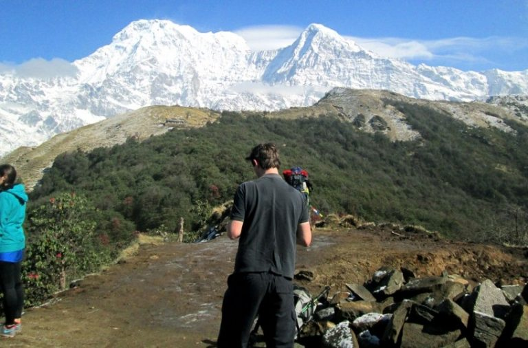 Why Pick Mardi Himal For Your Next Adventure Trekking In Nepal?